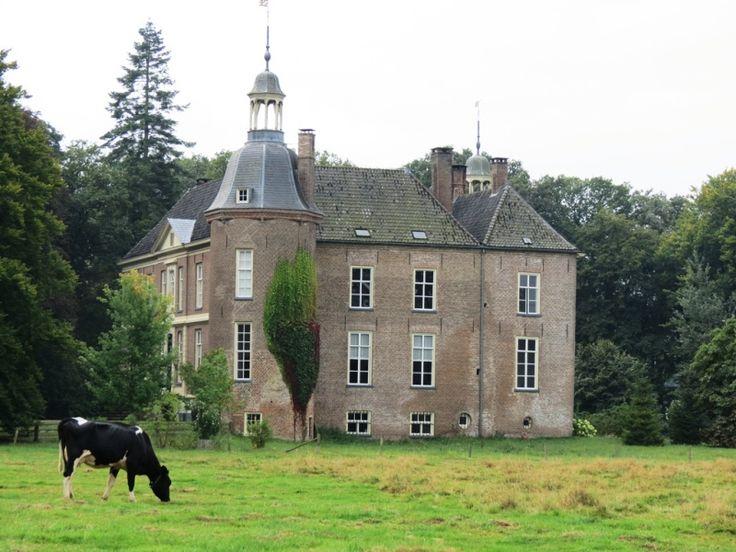 Vorden - kasteel Hackfort → Hier ben ik met mijn vader en moeder geweest; mijn moeder was toen al dementerend.