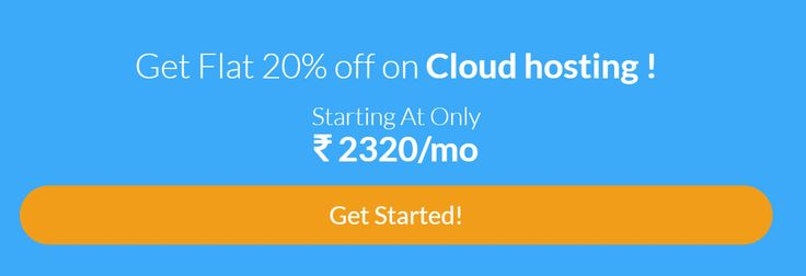 Get FLAT 20% OFF on Cloud Hosting! https://www.host.co.in/cloud-hosting.php #VPS #Hosting #Cloud  #managed #dedicated #servers #Secure #linux #reseller #SSL #certificate #best #trusted