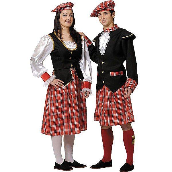 traje tipico escoces - FunPict.com