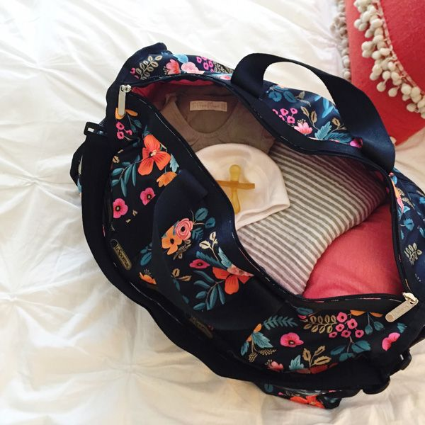 Baby Delivery Hospital Bag