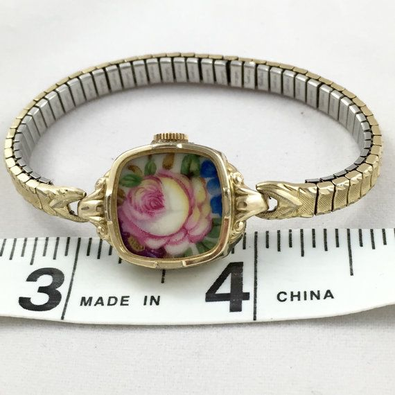 broken china jewelry reclaimed vintage plate by CellarDoorShoppe