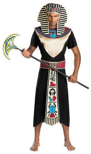 King Pharoah Egyptian Costume Cool belt for girls as well