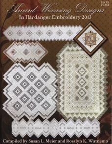 Award Winning Designs in Hardanger Embroidery 2013