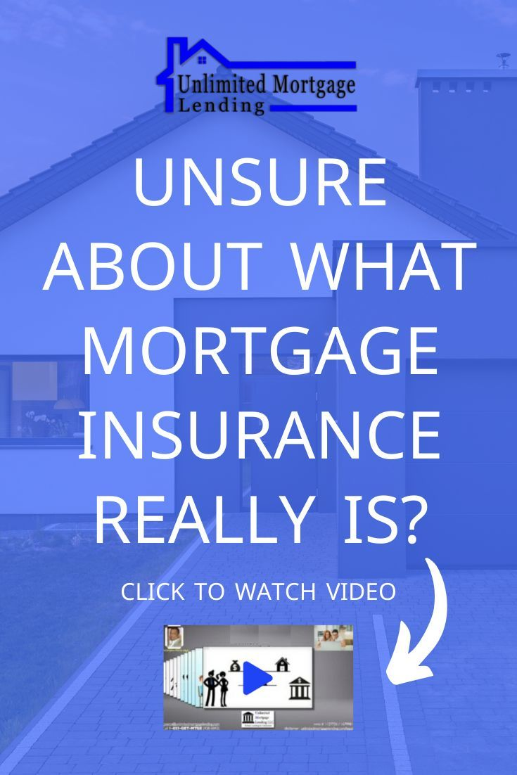 Unsure About What Mortgage Insurance Really Is Click To Watch