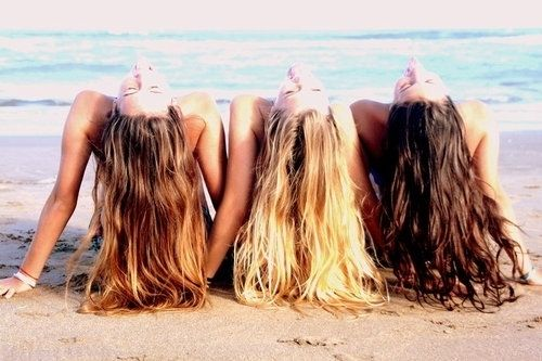 I WILL take this picture at the beach this summer with my best friends!!...my sisters and me!