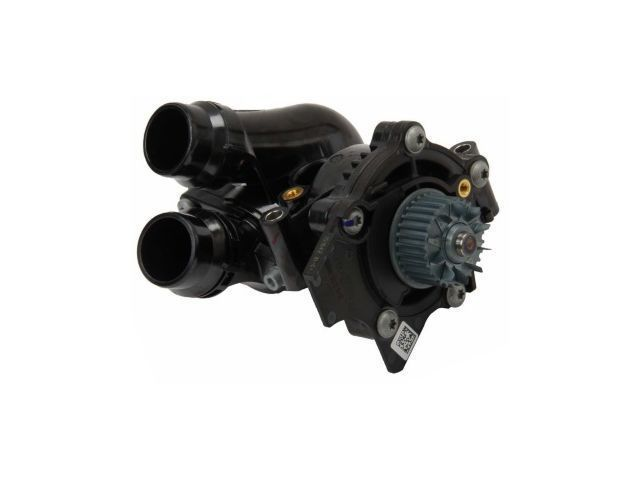 For 2009 2016 Audi A4 Engine Water Pump And Thermostat Assembly 43116cj 2012 Volkswagen Gti Water Pumps Cars Trucks