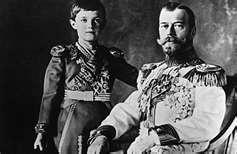 Romanovs - it's no wonder Bronwyn was thinking of Bram, Samuel and Paul