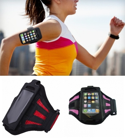 iPhone/iPod Sports Armband - Save 56% - Just $11