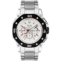 Relógio Masculino Bulova Analógico Esportivo WB30962T