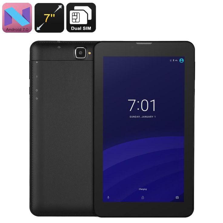 Não tem como não ter amor por esse produto Tablet 3G Android... Confira aqui! http://alphaimports.com.br/products/tablet-3g-android-7-0-cpu-quad-core-dual-imei-display-de-7-polegadas-2200mah-wifi-camera-de-5mp-bluetooth_-vision?utm_campaign=social_autopilot&utm_source=pin&utm_medium=pin