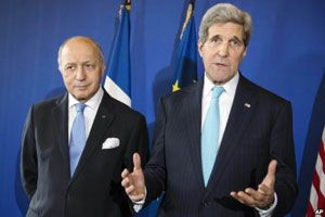 France and the United States reiterated their calls to the Iranian regime to prove its nuclear program is peaceful or risk losing what they see as the closest chance for a deal in years. The call to Iran comes days before U.S. Secretary of State...