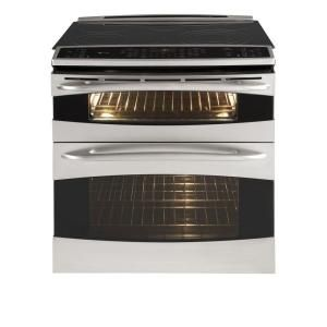 6.6 cu. ft. Double Oven Electric Range with Self-Cleaning Convection Oven in Stainless Steel-PS978STSS at The Home Depot    http://www.homedepot.com/Appliances-Cooking-Ranges-Electric-Ranges-Double-Oven-Electric-Ranges/h_d1/N-5yc1vZc3q5/R-203004955/h_d2/ProductDisplay?catalogId=10053=-1=10051#.USPk71Ka_Kg