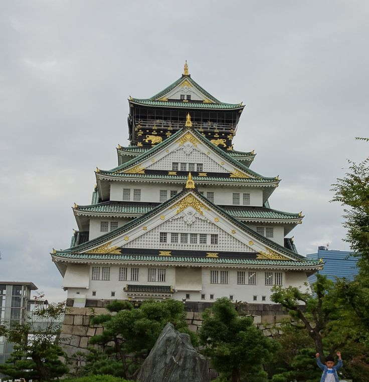 Osaka, Castle