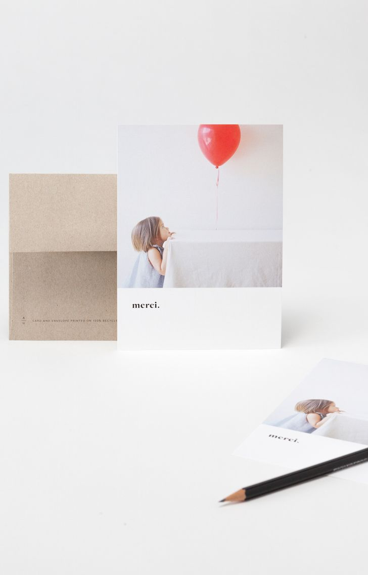 No Gift Goes Unthanked.   19 New Thank You Card Designs from @artifactuprsng. Printed on 100% recycled paper.