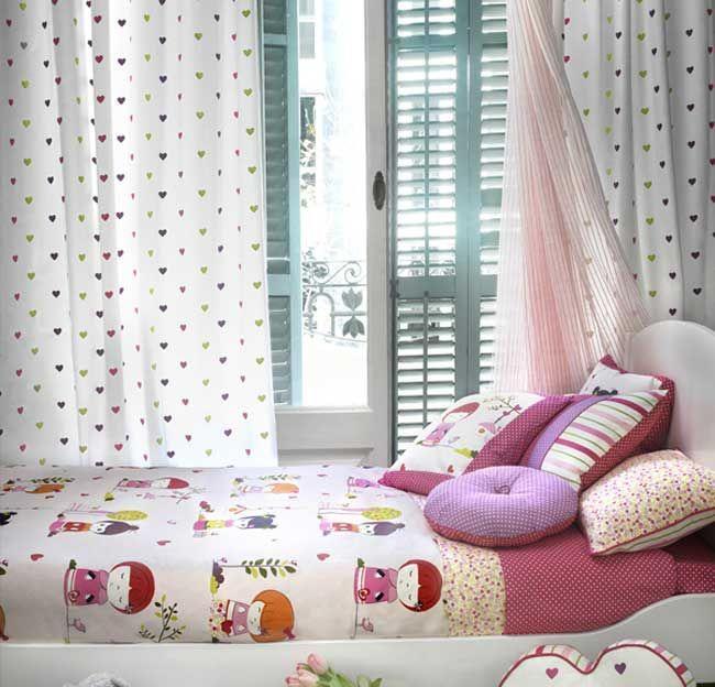 Παιδικό δωμάτιο για κορίτσια