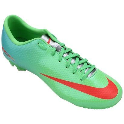 Acabei de visitar o produto Chuteira Nike Mercurial Victory 4 FG EMB