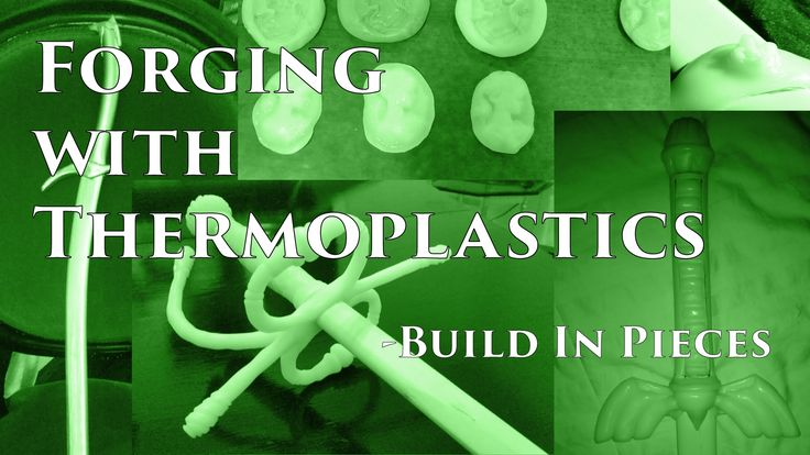 Working with Moldable Plastic - Complicated Shapes Made Easy (Polymorph,...
