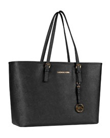 SQUARE TOTE | The most elegant style of bag. Big enough to fit your laptop or a change of shoes for going out.