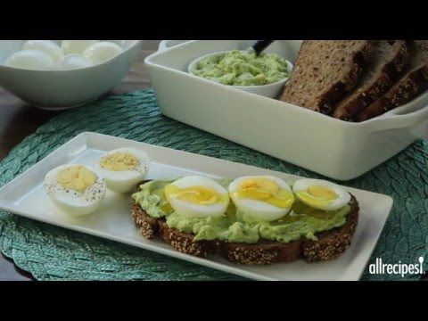 Egg Recipes - How to Make the Perfect Hard Boiled Eggs