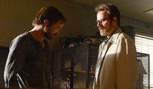 Stephen Colbert Demands More Breaking Bad; Vince Gilligan, Bryan Cranston, Aaron Paul Talk Series Finale With EW