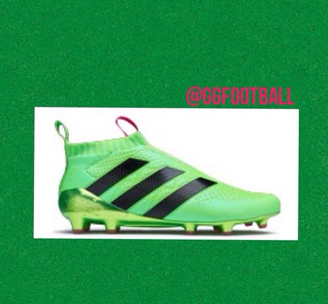 New Adidas Ace 16+