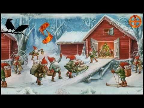 Racines païennes de Noël | Solstice hiver, Fond ecran noel et Idées de papier peint