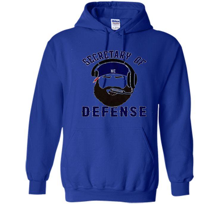ShirtWerks New England Secretary of Defense Football T-Shirt