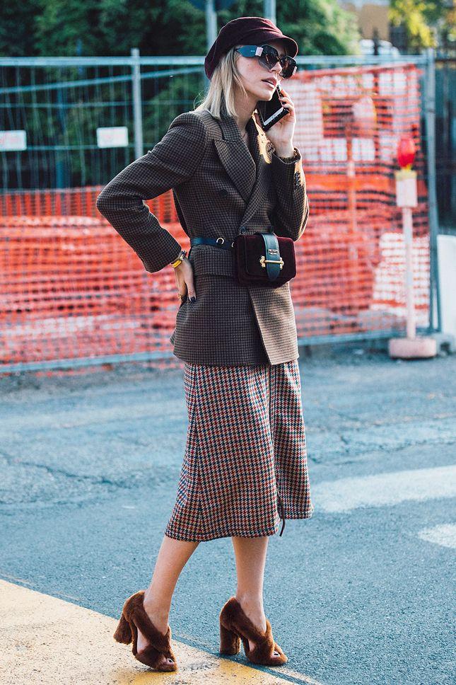Уличный стиль: фото с Недели моды в Милане. Часть 2 | Мода | STREETSTYLE | VOGUE