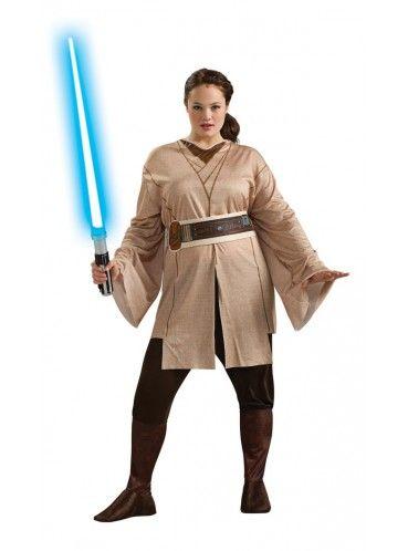 Costume de Jedi Star Wars pour femme grande taille