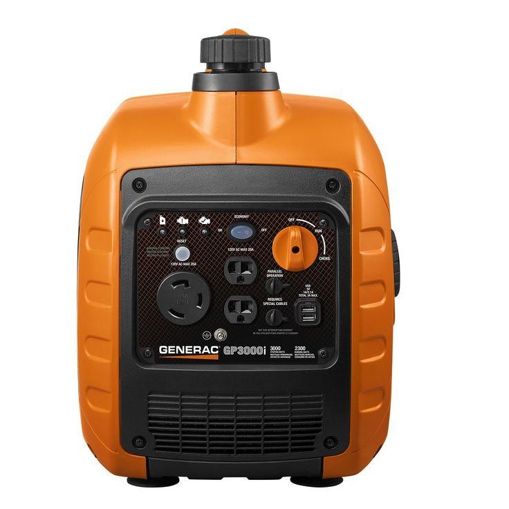 Generac GP3000i Super Quiet Inverter