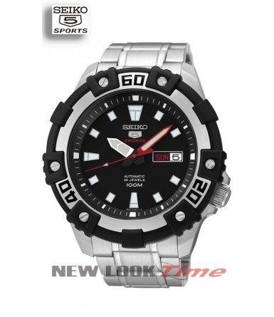 Relógio SEIKO 5 Sports Automático 24Jewels 4R36BD/1