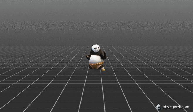 瑞瑞2015作品 功夫熊猫动作+特效!~...