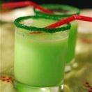 Grinch Punch! Fun Ideas for an Ugly Christmas Sweater Party!