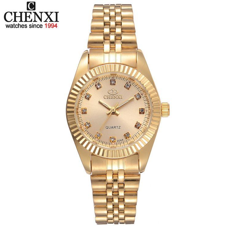 Like and Share if you want this  CHENXI Ladies Gold Watch     Tag a friend who would love this!     FREE Shipping Worldwide     Buy one here---> https://timebinds.com/shop/ladies-watches/chenxi-ladies-gold-watch/