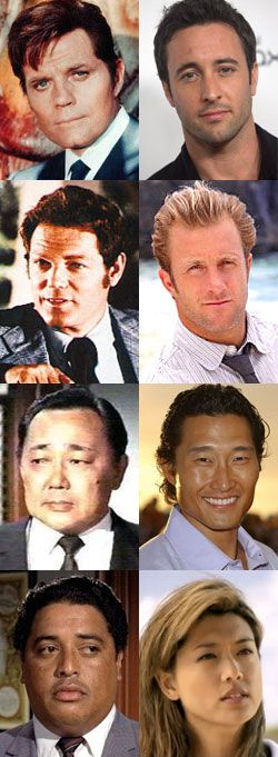 Hawaii Five-0 - Both the original and the new series  ♥♥♥