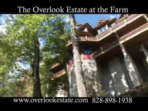 "7000 sq foot home the ""Overlook Estate at the Farm"" in Banner Elk, North..."