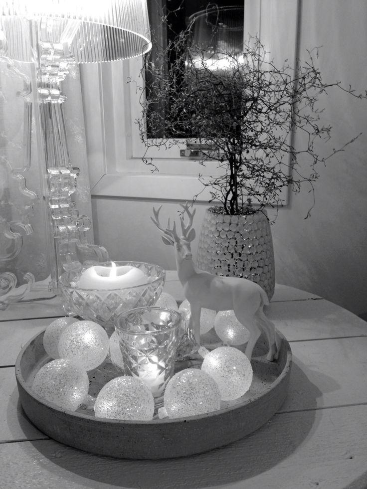 Vinter lysfat ❄️