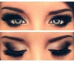great idea to make your eyes POP!