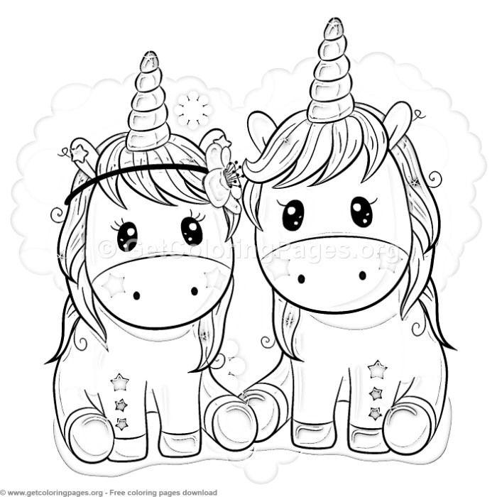 24 Cute Cartoon Unicorn Coloring Pages Unicorn Coloring Pages Cute Coloring Pages Animal Coloring Pages