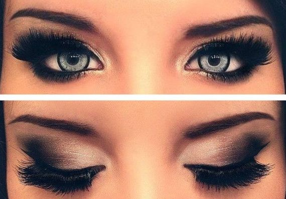 Get A Perfect Smokey Eye In Minutes You will look stunning if you follow these simple steps View full post » -more pictures? see you soon on www.mysupermakeup.com