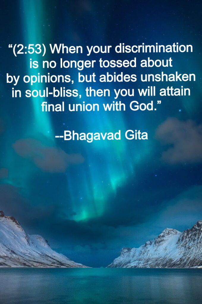 Paramhansa #Yogananda Bhagavad #Gita