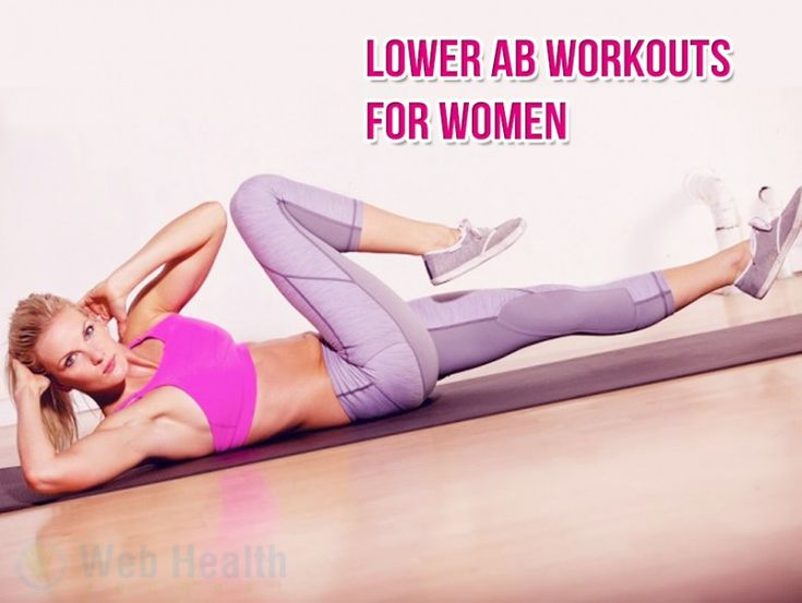 LOWER AB WORKOUTS FOR WOMEN.Visit www.sophysports.com to get a Exercise Ball