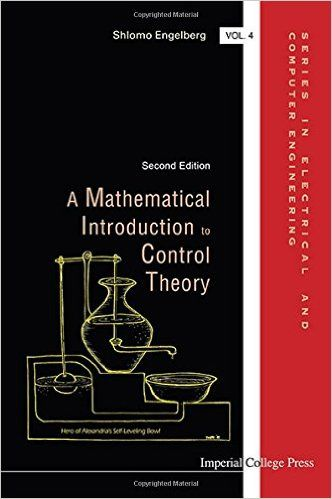 Striking a nice balance between mathematical rigor and engineering-oriented applications, this second edition covers the bedrock parts of classical control theory — the Routh-Hurwitz theorem and applications, Nyquist diagrams, Bode plots, root locus plots, and the design of controllers (phase-lag, phase-lead, lag-lead, and PID). It also covers three more advanced topics — non-linear control, modern control, and discrete-time control.