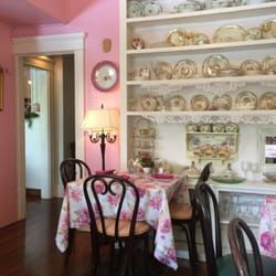 Photo of Lavender N Lace Tea Room & Restaurant - Lake Alfred, FL, United States. Nice place for ladies' lunch/dessert