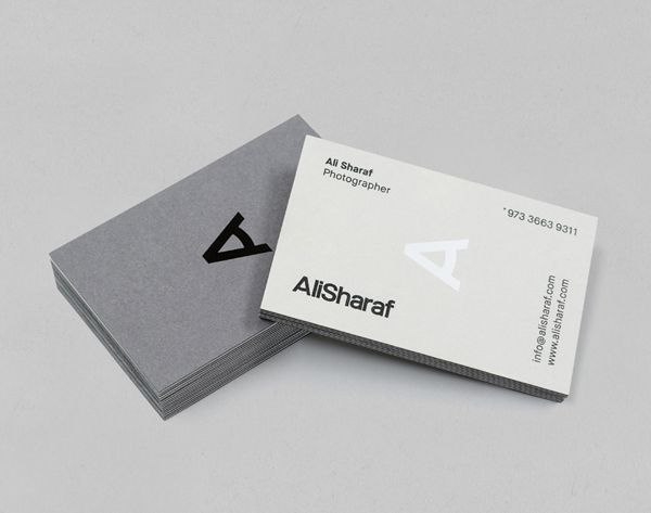 45 best duplex business cards images on pinterest brand identity duplex business cards for bahrain based commercial photographer ali sharaf designed by mash creative colourmoves