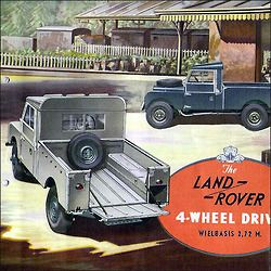 land rover ad