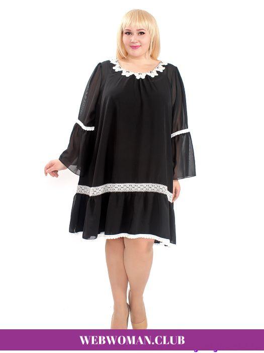 Платье Селена Magesty Вечерние и выходные платья для полных женщин. Платье Селена Magesty