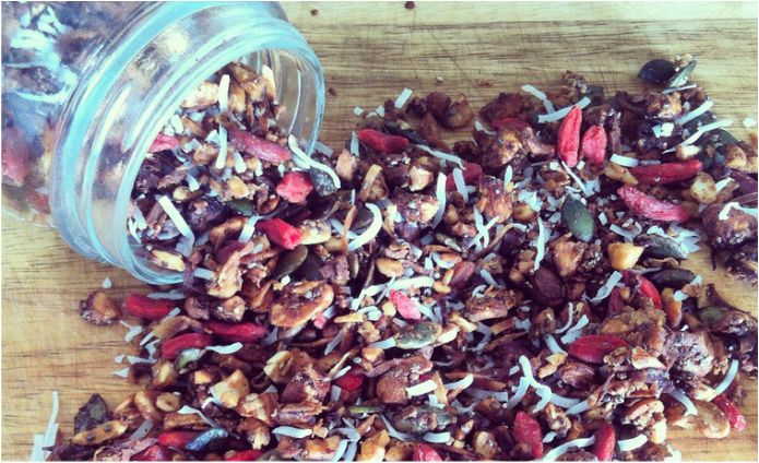 My Favourite Muesli Granola by Be Wealthy Healthy Wise - Sweeter Life Club