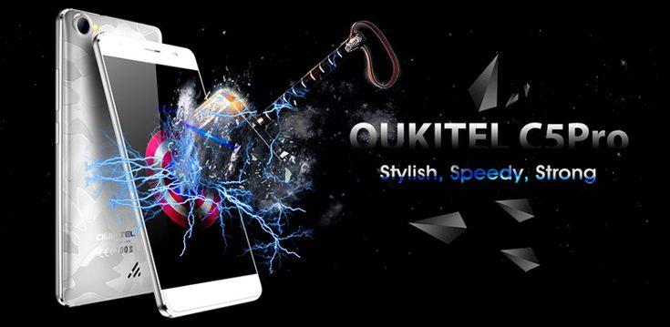 Oukitel C5 Pro: Τα σπάει όλα!