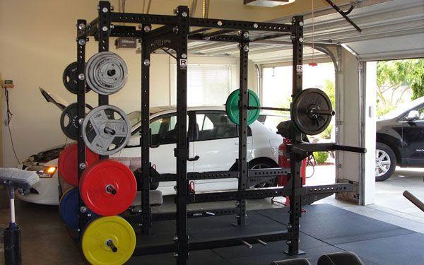 Rogue monster garage gym well done garagegym